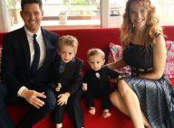 """Michael Bublé : Son fils n'a plus de cancer mais doit faire des """"check-up"""""""