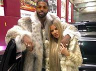 """Khloé Kardashian lance un appel à Tristan Thompson : """"Se marier ? Je dis oui"""""""