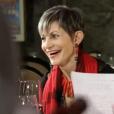 Isabelle Morini Bosc en interview pour 8 Mont-Blanc. Avril 2017.