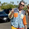 Jeremy Scottà Indio pour le Coachella Festival le 14 avril 2017
