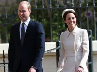 Kate Middleton et William : Elégant duo de Pâques face à la reine Elizabeth II