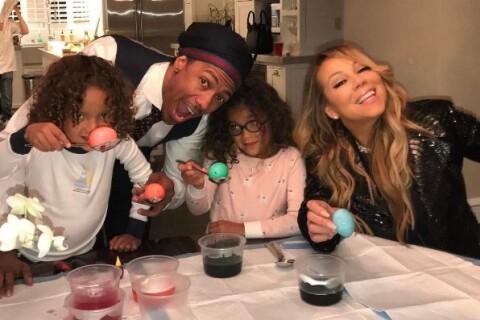 Mariah Carey et Nick Cannon : Réunis pour leurs enfants, ils fêtent Pâques