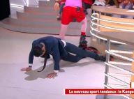 Camille Combal : Grosse chute en direct à cause d'un de ses chroniqueurs !