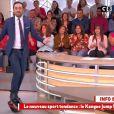 """Camille Combal et Jean-Philippe Doux - """"Il en pense quoi Camille ?"""", mardi 18 avril 2017, C8"""