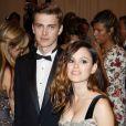 """""""Hayden Christensen et Rachel Bilson au Met Gala en 2010"""""""