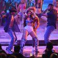 Nicki Minaj aux American Music Awards 2016 à Los Angeles. Le 20 novembre 2016.