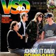 """Couverture du magazine ""VSD"" en kiosques le 20 avril 2017"""