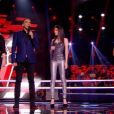 "Lisa Mistretta, Lily Berry et Carla - ""The Voice 6"", samedi 22 avril 2017, TF1"