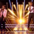 "Valentin et Imane - ""The Voice 6"", samedi 22 avril 2017, TF1"