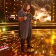 """Audrey face à Julia Paul - """"The Voice 6"""", samedi 22 avril 2017, TF1"""