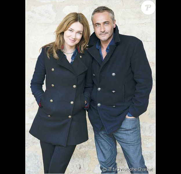 Photo promo de Alice Nevers : Jean-Michel Tinivelli, Marine Delterme