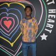 """Stéphane Bak- Lancement de la collection """"Child at Heart"""" par Naomi Campbell et Diesel à Paris le 20 avril 2017. © Vereen/Bestimage"""