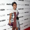 "Janelle Monae à la soirée ""Marie Claire's Fresh Faces"" au Doheny Room à West Hollywood. Los Angeles, le 22 avril 2017. © AdMedia via Zuma Press/Bestimage"