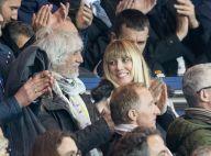 PSG-Monaco : Louis Bertignac et son amoureuse comblés face au clan Sarkozy