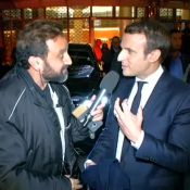 TPMP : Emmanuel Macron et Cyril Hanouna, l'improbable rencontre en live