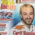 Retrouvez l'enquête sur Cyril Lignac dans le magazine Télé Loisirs, en kiosques le 28 avril 2017