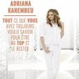Adriana Karembeu publie  Tout ce que vous avez toujours voulu savoir pour être au top et le rester , aux éditions Michel Lafon le 27 avril 2017