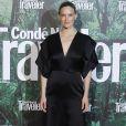 Bar Refaeli, enceinte, assiste à la première édition des Condé Nast Traveler Awards (cérémonie organisée par l'édition espagnole du magazine CN Traveler) à l'hôtel Ritz. Madrid, le 4 mai 2017.