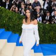 Kim Kardashian - Met Gala 2017 à New York, le 1er mai 2017 © Christopher Smith/AdMedia via Zuma/Bestimage