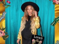 Beyoncé enceinte et lookée : Elle expose son baby bump très rebondi
