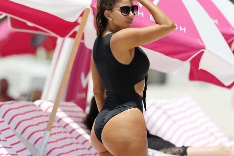 Larsa Pippen : Comme Kim Kardashian, son postérieur fait trembler la toile