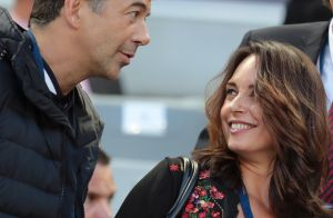 Kad Merad et sa chérie, supporters marseillais in love devant Kev Adams
