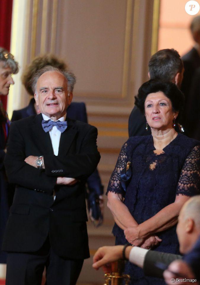Jean-michel Macron Et Fran U00e7oise Nogu U00e8s-macron