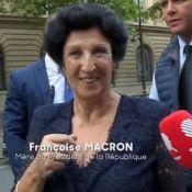 """Emmanuel Macron """"exceptionnel"""" : La fierté de Françoise, sa maman"""