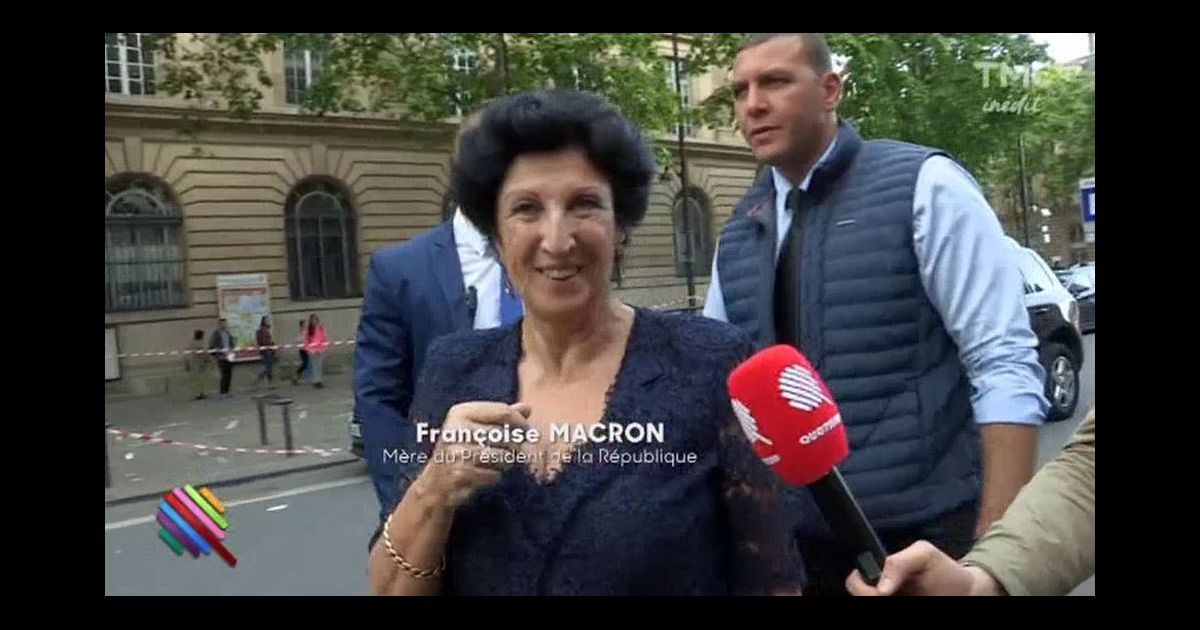 Emmanuel Macron  U0026quot Exceptionnel U0026quot    La Fiert U00e9 De Fran U00e7oise