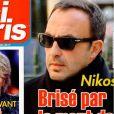 """Couverture du magazine """"Ici Paris"""", numéro du 17 mai 2017."""