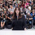 Photocall de la maîtresse de cérémonie Monica Bellucci lors du 70ème Festival International du Film de Cannes, le 17 mai 2017. © Cyril Moreau/Bestimage