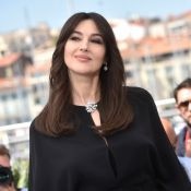 Cannes 2017 : Monica Bellucci divine et redevenue brune avant le grand show