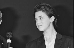 Charlotte Gainsbourg à 14 ans au Festival de Cannes...