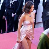 Bella Hadid (encore) torride à Cannes : La belle récidive et en montre trop !