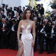 """Bella Hadid - Montée des marches du film """"Les Fantômes d'Ismaël"""" lors de la cérémonie d'ouverture du 70e Festival International du Film de Cannes. Le 17 mai 2017 © Borde-Jacovides-Moreau/Bestimage"""