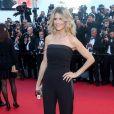 Alice Taglioni (habillée par Elie Saab, bijoux Montblanc) - Cérémonie d'ouverture du 70e Festival International du Film de Cannes. Le 17 mai 2017.