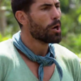 """Vincent dans """"Koh-Lanta Cambodge"""". Sur TF1, le 21 avril 2017."""
