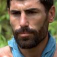 """Vincent dans """"Koh-Lanta Cambodge"""". Sur TF1, le 14 avril 2017."""