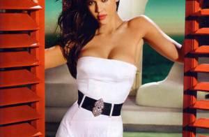 Jessica Alba juste magnifique... avec un décolleté pigeonnant ! Whaou !