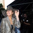 Lady Gaga dans les rues de Manhattan le 15 mai 2017