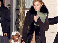 Madonna... une vraie fashion victim et son fils aussi !