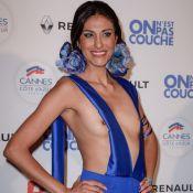 Cannes: Abigail Lopez seins nus au palais et à la Villa Domergue, quelle audace!