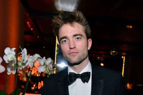 Robert Pattinson et Florence Foresti très élégants chez Albane à Cannes