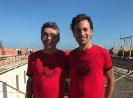 Thierry Moreau et Bertrand Chameroy : Les anciens de TPMP réunis à la télé !