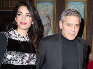 Amal Clooney : Accouchement imminent, George annule un déplacement important