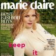 """Couverture du magazine """"Marie Claire UK"""", édition de juillet 2017."""