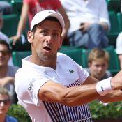 Novak Djokovic à Roland-Garros : Sa belle Jelena, enceinte, rayonne en tribunes