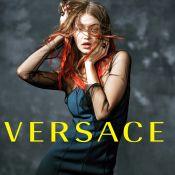 Gigi Hadid : Mannequin irrésistible pour Versace, détendue avec Kendall Jenner