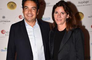 Patrick Cohen et son épouse Alexandra, couple soudé face à Tonya Kinzinger