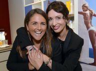 Valérie Benaïm et Géraldine Maillet rayonnantes chez Clarins malgré la polémique